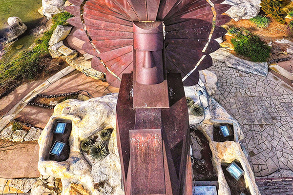 Drone-tography: The Elevated Eye