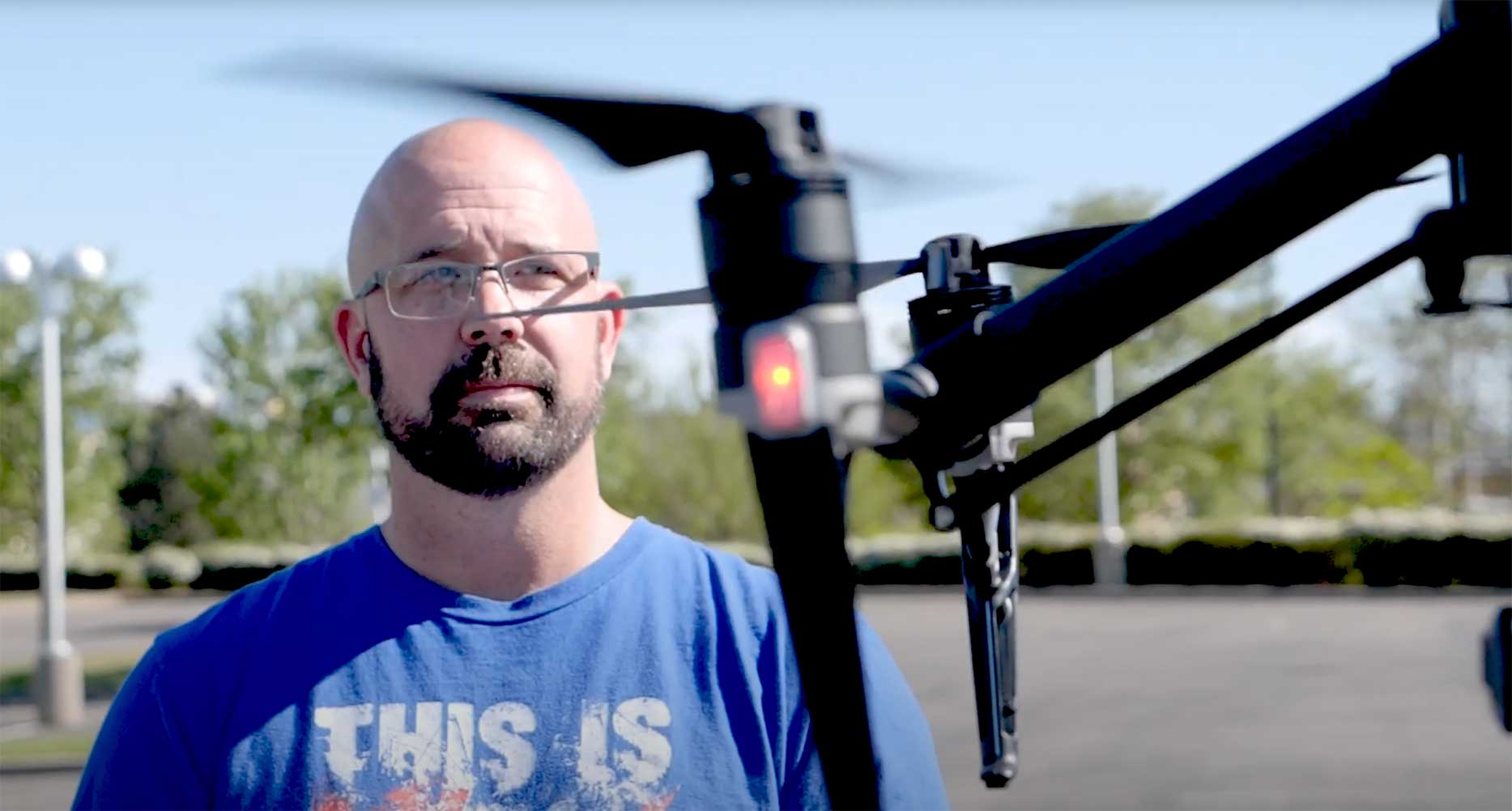Watch Drone-tography: The Elevated Eye Video